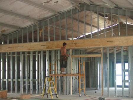 Commercial Tenant Fit Out In Delaware Valley