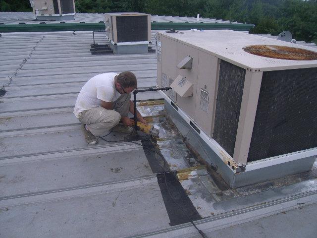 Metal roofing, Metal roof repair & roof coating